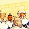 seasidefriend: (avatar - team white lotus is awesome !)