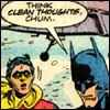 arionhunter: (Batman - Clean Thoughts)
