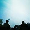 crystalchain: (Dean/Cas » pumpkin; park benches)