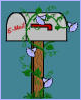 carose59: (xMailbox with morning-glories)