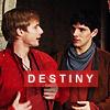 merihn: (MERLIN: Merlin/Arthur destiny)