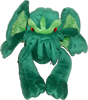 silveradept: A plush doll version of C'thulhu, the Sleeper, in H.P. Lovecraft stories. (C'thulhu)