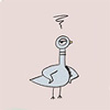 silveradept: Mo Willems's Pigeon, a blue bird with a large eye, has his wings folded on his body and an unhappy expression. (Pigeon Annoyed)