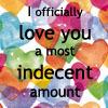 merihn: (MISC: Love you indecently)