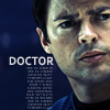 sullacat: (the doctor)