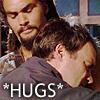 zing_och: Rodney/Ronon hug (Stargate Atlantis) (hugs)