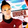 silveronthetree: Uhura (star trek reboot)