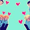 carousel: (host club ▹ love love show)