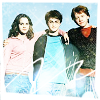 zvi: Hermione, Harry, and Ron, hanging on each other (polyamory)