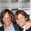 msilverstar: Viggo and Sean Bean, laughing, from the Empire Awards, Feb 2009 (viggo-bean 09, viggo-sean bean 09)