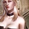 white_mage: (trish ° glitter girl woman)