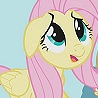 white_mage: (fluttershy ° timid approach)