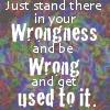 waldo: (WW: Wrongness)