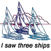 zvi: Three Ships: I saw three ships (I saw three ships)