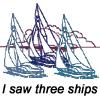 zvi: Three Ships: I saw three ships (I saw three ships)