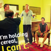 imholdingcereal: (I'm holding cereal)