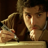 jain: Charlie Eppes writing. (numb3rs charlie writing)