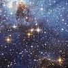 anthimeria: Stars in space (Starscape)
