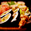 paper_bridge: (sushi | food)