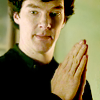 maleficent: (sherlock ₪ thinking hands)