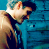 surevesta: A picture of Alec, from Dark Angel, smiling (Jensen and Jared laugh still)