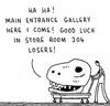 ginasketch: (haha losers)