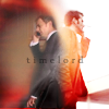doctor_and_master: Simm!Master and Ten on cell phones facing opposite directions (Icon_apart)