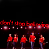 saturn: (glee don't stop believing)