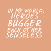 katekintail: Icon by naughtyelf  (Heroes Buggering- Joss Quote)