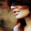 umadoshi: (Tori blindfolded - Spark vid (snuddles))