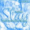 hisescape: (QUOTE; please stay don't go)