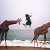 inourwriteminds: (stock: giraffejump)
