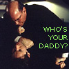 """jcalanthe: skinner holding down mulder with caption """"Who's your daddy?"""" (skinnermulderdaddy)"""
