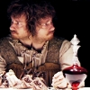 wrabbit: martin freeman as rembrandt in nightwatching (double rembrandt)
