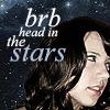 kazari: (Me - Head in the Stars)