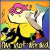 ext_21686: I am not afraid (DC comics)