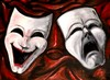 theatre: Comedy & Tragedy Masks (Default)