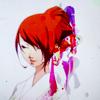 rhea314: Mitsuru (Gwen & me) (Mitsuru)