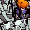 sincere: TWEWY: Neku is annoyed by the crowd (get out of my face ;;)