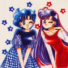 faithfulflame: (Ami and Rei)