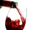 kass: glass of wine (wine)