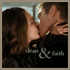 telaryn: (Faith/Dean Kissing)