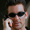 justjarod: jarod from pretender, on the phone (phone)