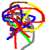 brainwane: several colorful scribbles in the vague shape of a jellyfish (jellyfish)