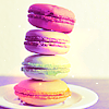 onceamy: A stack of yummy looking biscuits. (Cakes-1)
