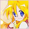 syuria: Recolour of Miyuki from Lucky☆Star ^^ ([Syuria] Chuu!, [Syuria] Default)