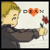 blue_soaring: (dean // love me)