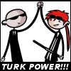 blue_soaring: (reno/rude // turk power)