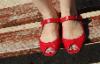 karamelka: (red shoes)
