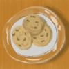 estel: (chocolate chip, chocolate chip cookies)